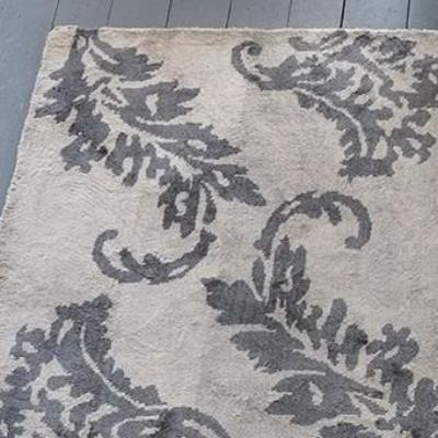 Designers Guild Asku Graphite Area Rug, DG-Designers Guild, Putti Fine Furnishings