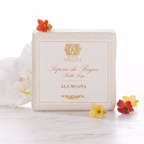 Antica Farmacista Ala Mona Bar Soap -  Bath Products - Antica Farmasista - Putti Fine Furnishings Toronto Canada - 1