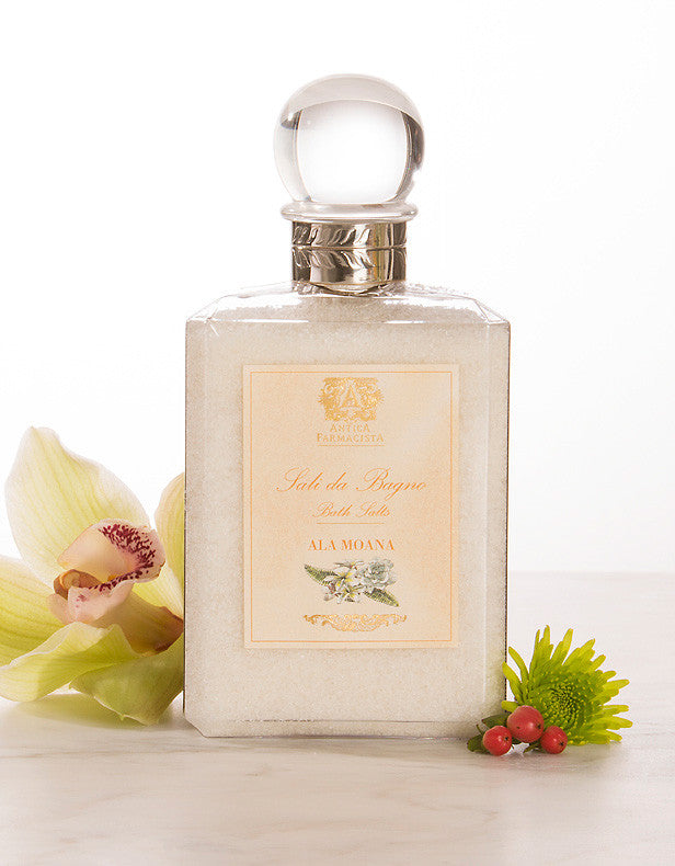 Antica Farmacista Ala Mona Bath Salts -  Bath Products - Antica Farmasista - Putti Fine Furnishings Toronto Canada - 2