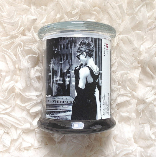 Couture Candle by Pure - Prosecco -Audrey No 56.