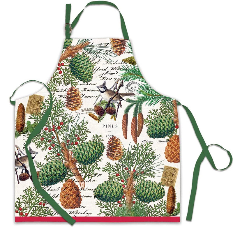 "Michel Design Works ""Spruce"" Apron 