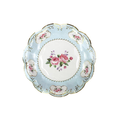 Truly Chintz Paper Plates - Small, TT-Talking Tables, Putti Fine Furnishings