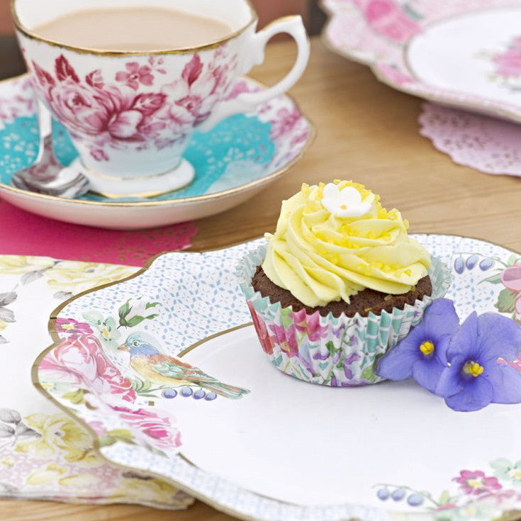 Truly Scrumptious Pretty Medium Plates -  Party Supplies - Talking Tables - Putti Fine Furnishings Toronto Canada - 4