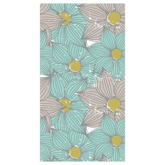 "Elise ""Flutter Blooms"" Paper Guest Napkins, CC-Creative Converting, Putti Fine Furnishings"