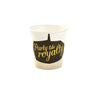 """Party Like Royalty"" Paper Shot Glasses -  Party Supplies - Talking Tables - Putti Fine Furnishings Toronto Canada - 3"