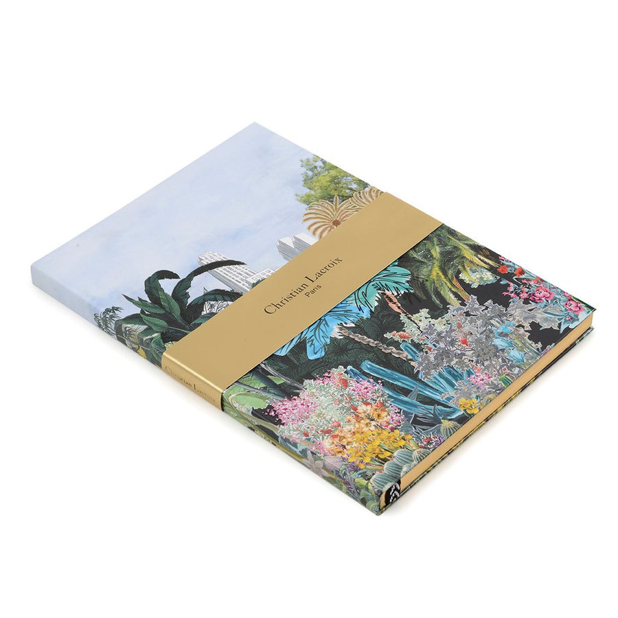 Christian Lacroix Softcover Notebook - Bagatelle