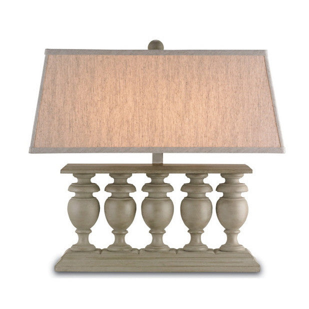 "Currey & Company ""Balcony"" Table Lamp, Currey & Co, Putti Fine Furnishings"
