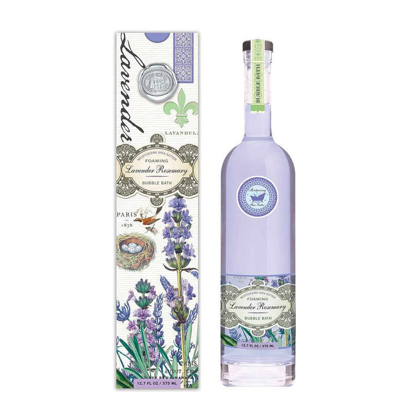 Michel Design Works Lavender & Rosemary Bubble Bath