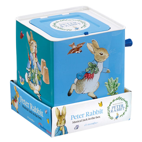 Peter Rabbit Jack in the Box-Children's-KP-Kids Preffered-Putti Fine Furnishings