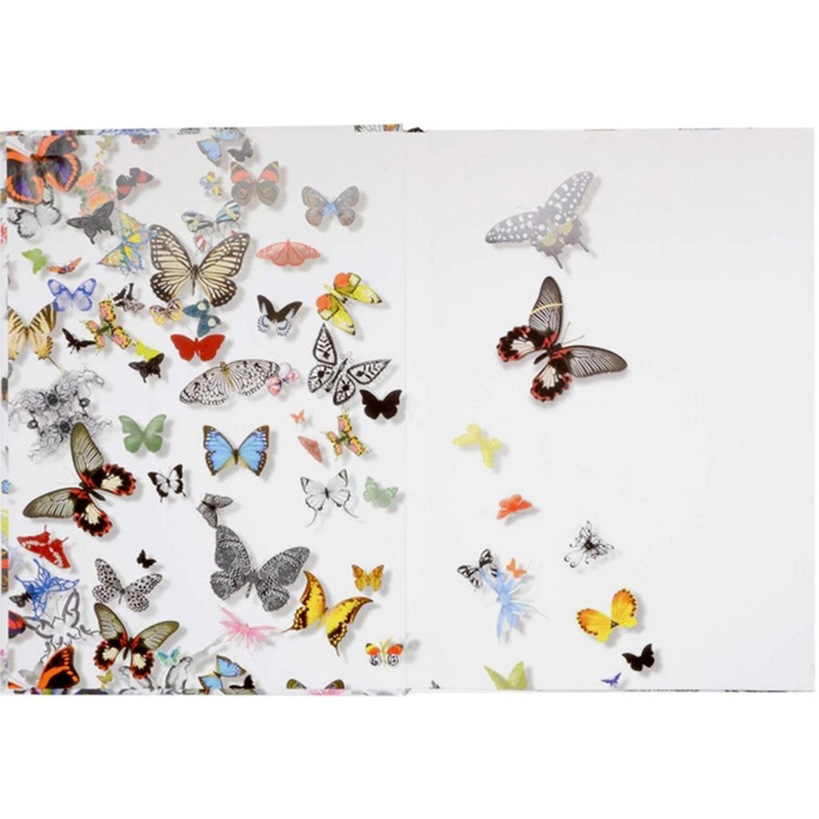 Christian Lacroix A4 Hardcover Album - Butterfly Parade