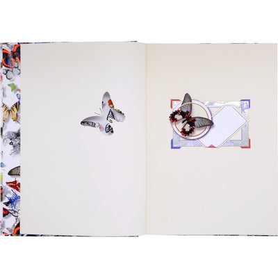 Christian Lacroix A4 Hardcover Album - Butterfly Parade-Stationary-GA-Galison-Putti Fine Furnishings
