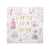 """We Heart Fairytale"" Pink Napkins - Lunch, TT-Talking Tables, Putti Fine Furnishings"