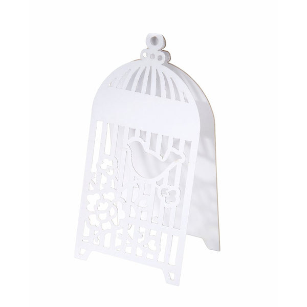 Birdcage Place Card-Party Supplies-TT-Talking Tables-Putti Fine Furnishings