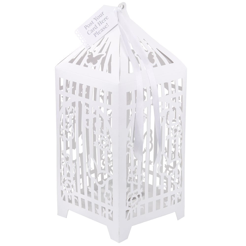 Birdcage Post Box, TT-Talking Tables, Putti Fine Furnishings