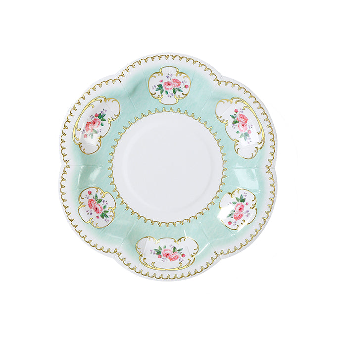 Truly Chintz Paper Plates - Extra Small