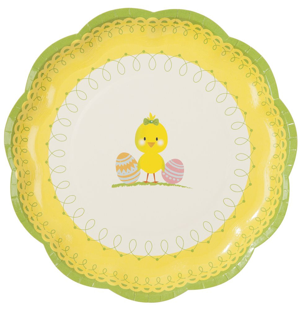 """Springtime"" Paper Plates -  Party Supplies - Talking Tables - Putti Fine Furnishings Toronto Canada - 2"
