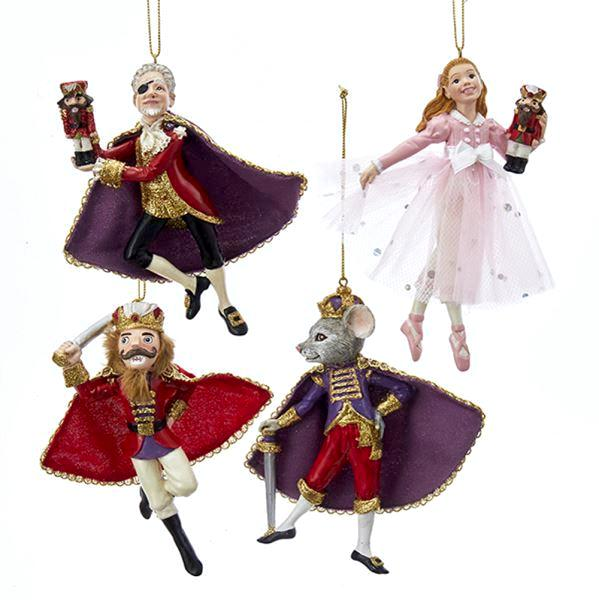 Kurt Adler Drosselmeyer Ornament