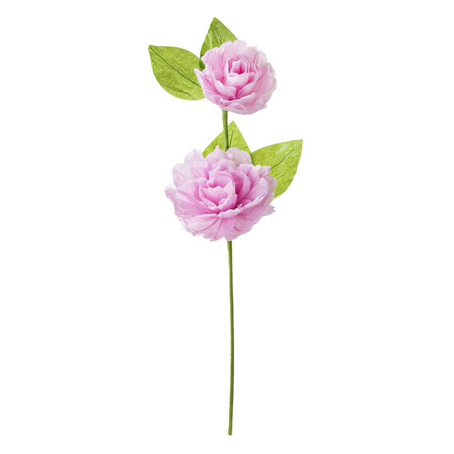 Decadent Garden Pink Giant Flower Decoration - Medium