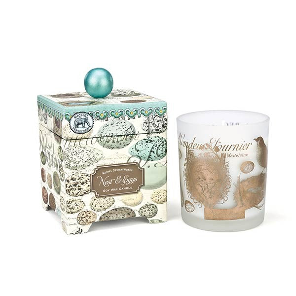 Nest & Eggs Soy Wax Candle