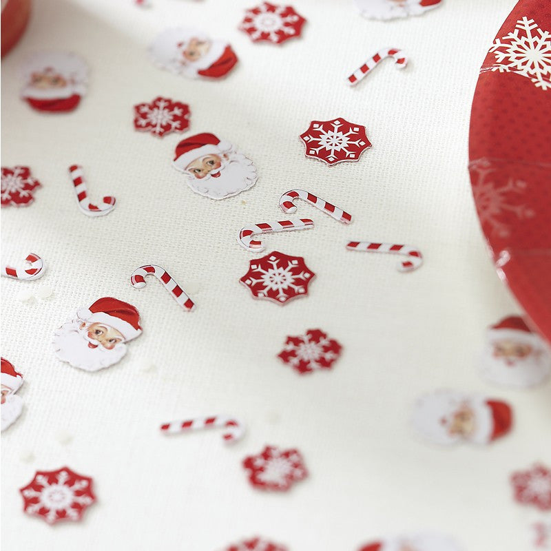 Christmas Cheer Table Confetti -  Party Supplies - Ginger Ray UK - Putti Fine Furnishings Toronto Canada