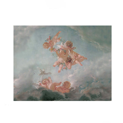 Boho & Co Cherub Tapestry, B&C-Boho & Co, Putti Fine Furnishings