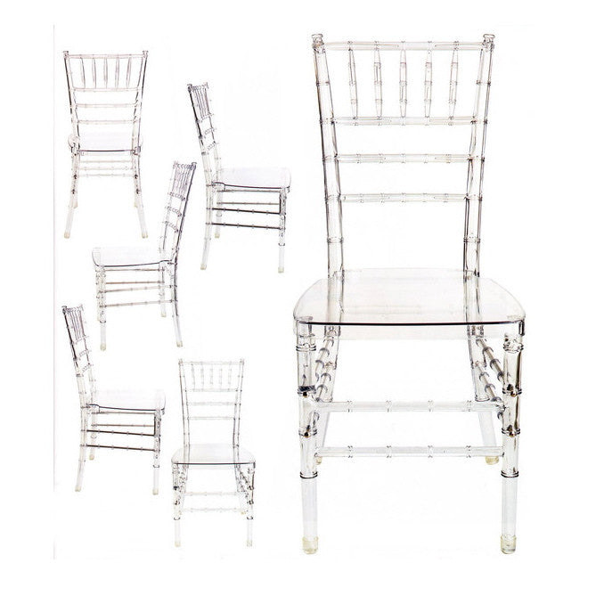 """Chiavari"" Resin Ballroom Chair, National Event Supply, Putti Fine Furnishings"