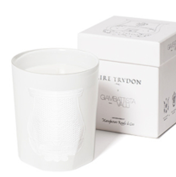 Cire Trudon Candle Positano by Giambattista Valli -  Candles - Cire Trudon - Putti Fine Furnishings Toronto Canada - 1