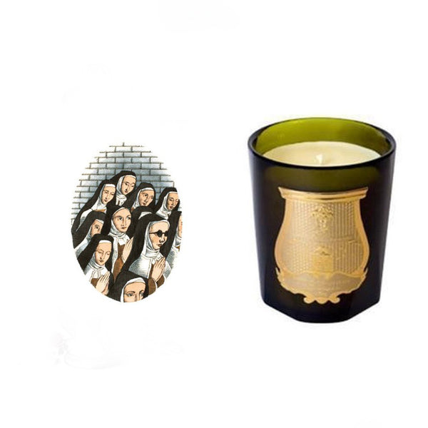 Cire Trudon Candle - Carmelite -  Candles - Cire Trudon - Putti Fine Furnishings Toronto Canada - 1