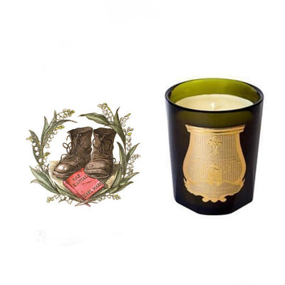 Cire Trudon Candle - Proletaire-Home Fragrance-CT-Cire Trudon-Putti Fine Furnishings