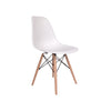 """Eifle"" Mid Century Chair - White, SIF-Style in Form, Putti Fine Furnishings"