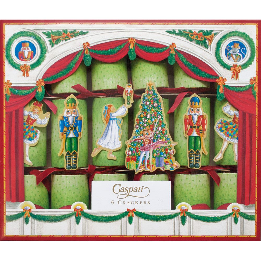 """Christmas Ballet"" Christmas Crackers 
