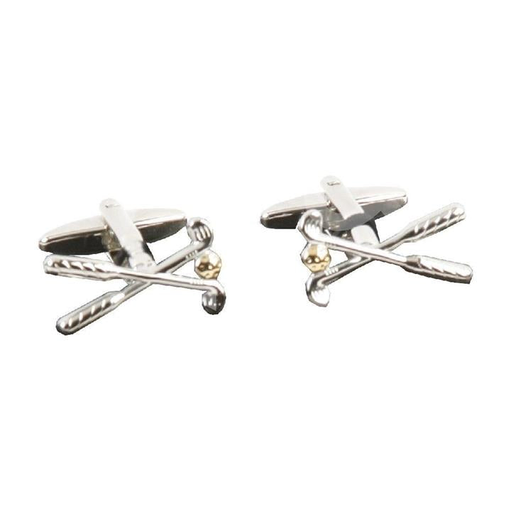 Harvey Mankin Golf Club Cuff Links - Putti Fine Fashions