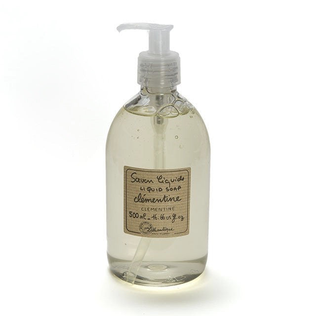 Lothantique Liquid Soap - Clementine -  Home Fragrance - Lothantique - Putti Fine Furnishings Toronto Canada