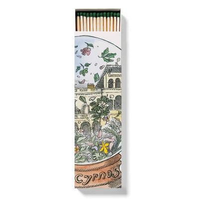Cire Trudon Scented Matches Cyrnos