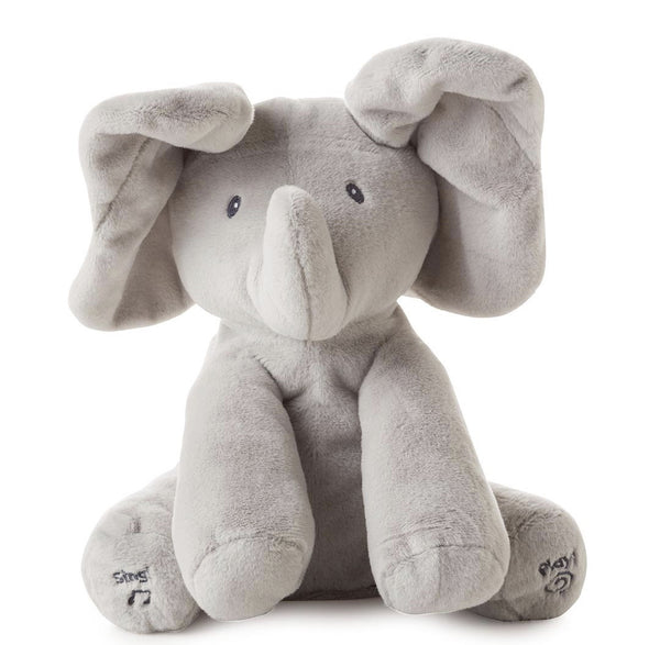 Baby Gund - Flappy the Elephant Animated -  Children's Toys - Enesco - Putti Fine Furnishings Toronto Canada - 1