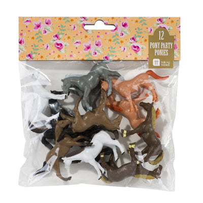 Pony Party - Mini Pony Party Favours, TT-Talking Tables, Putti Fine Furnishings