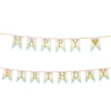 "We Heart Pastels ""Happy Birthday"" Garland, TT-Talking Tables, Putti Fine Furnishings"