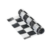 Mix and Match Black and White Check Table Runner -  Party Supplies - Talking Tables - Putti Fine Furnishings Toronto Canada - 1