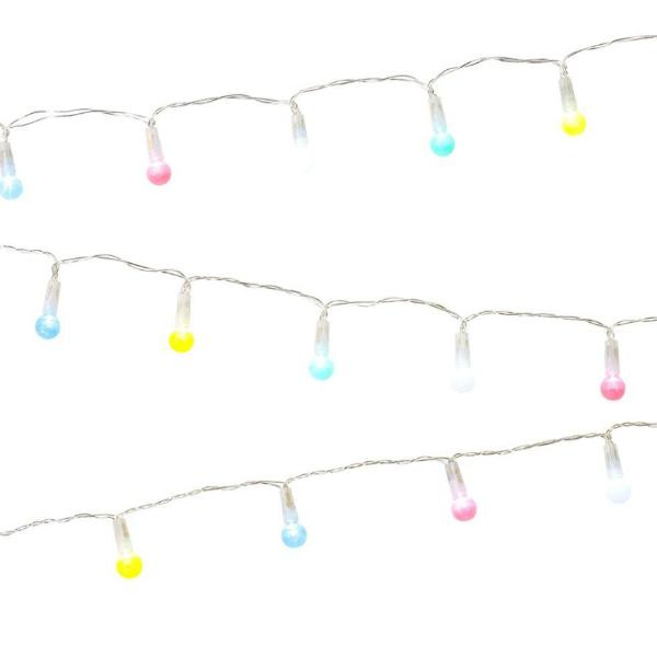 """We Heart Pastel"" Fairy Lights, TT-Talking Tables, Putti Fine Furnishings"