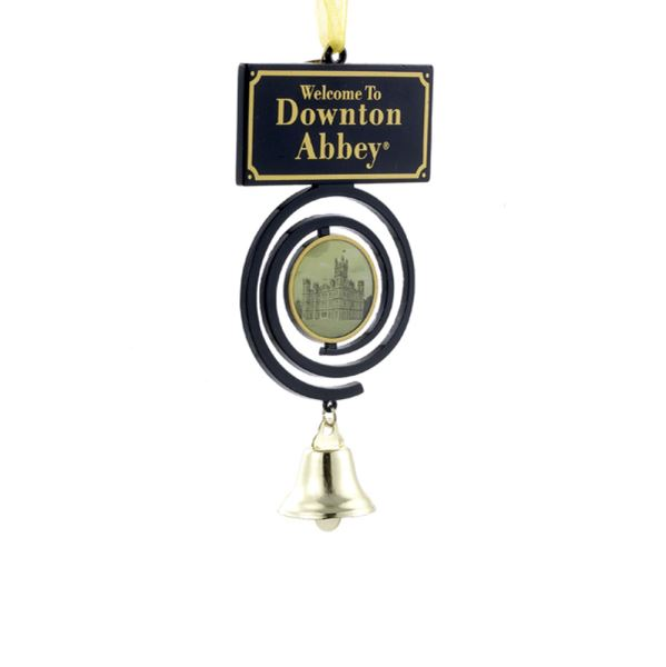 Kurt Adler Downton Abbey® Bell Pull Ornament | Putti Christmas Decorations