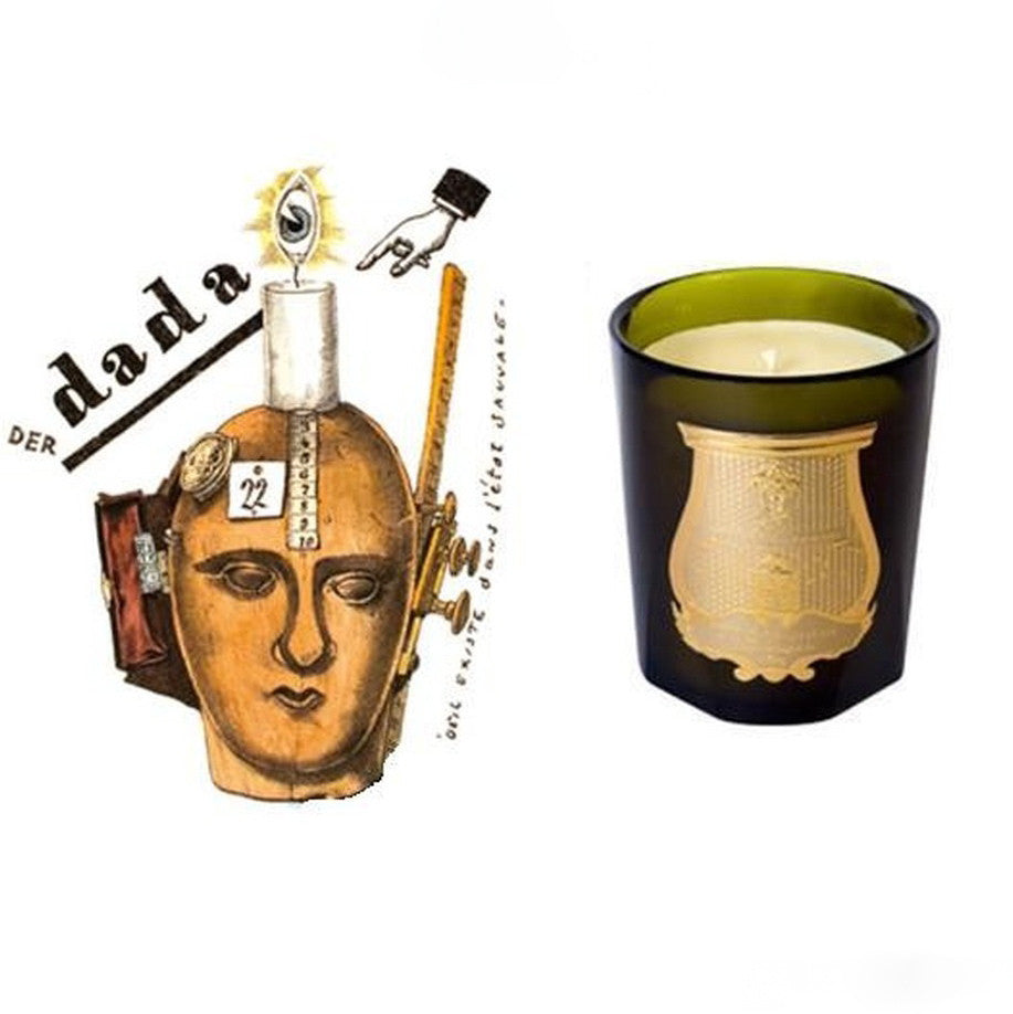 Cire Trudon Candle - Dada-Home Fragrance-CT-Cire Trudon-Putti Fine Furnishings