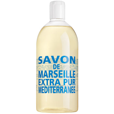 Compagnie de Provence Mediterranean Sea Liquid Soap, CDP- Compagnie de Provence, Putti Fine Furnishings