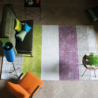 "Designers Guild Delphi Heather Rug-Carpet-DG-Designers Guild-Standard 5'3"" x 8'6"" ( 160cm x 260cm)-Putti Fine Furnishings"