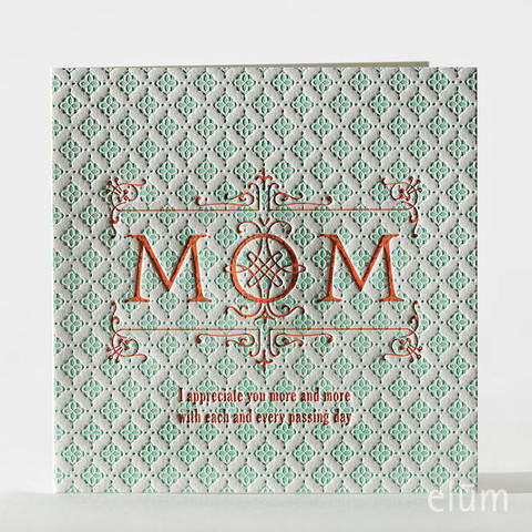 Storybook Mom Greeting Card