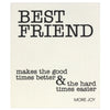 More Joy Best Friend Swedish Cloth | Putti Fine Furnishings