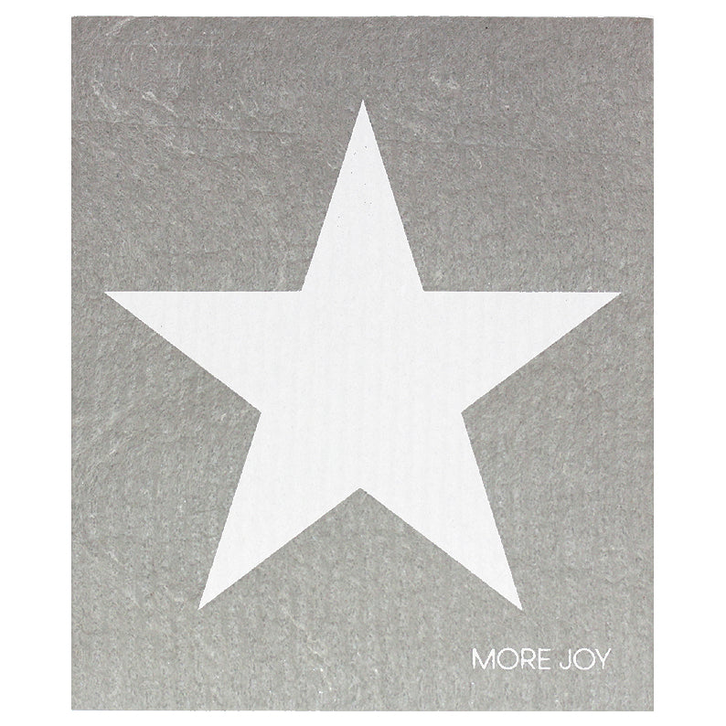 More Joy Star Swedish Cloth