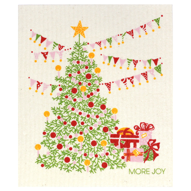 More Traditional Christmas Tree Swedish Cloth | Putti Fine Furnishings Canada