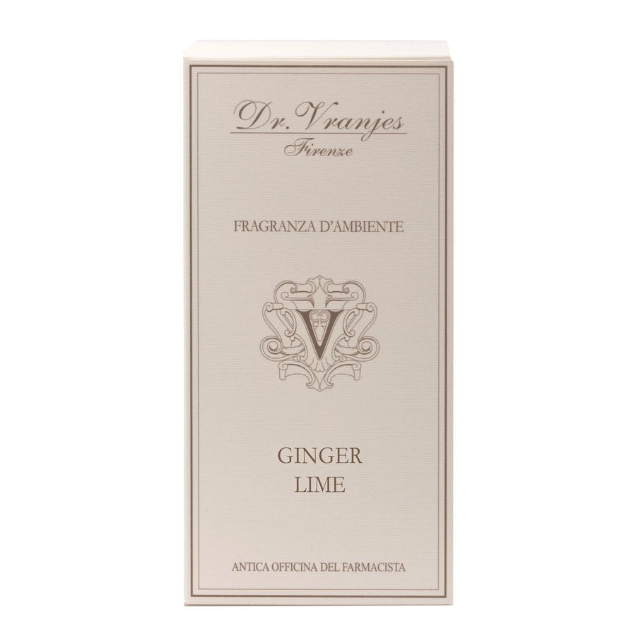 Dr Vranjes Ginger Lime - 500ml Diffuser
