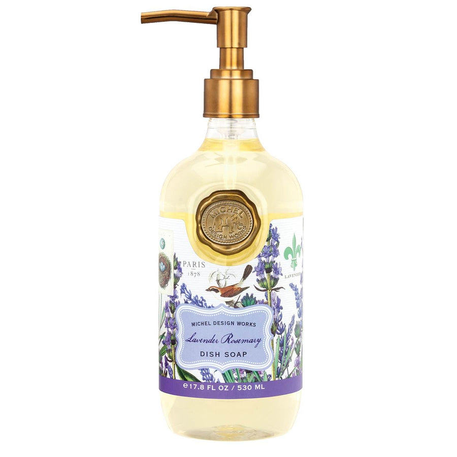 Lavender & Rosemary Dish Soap