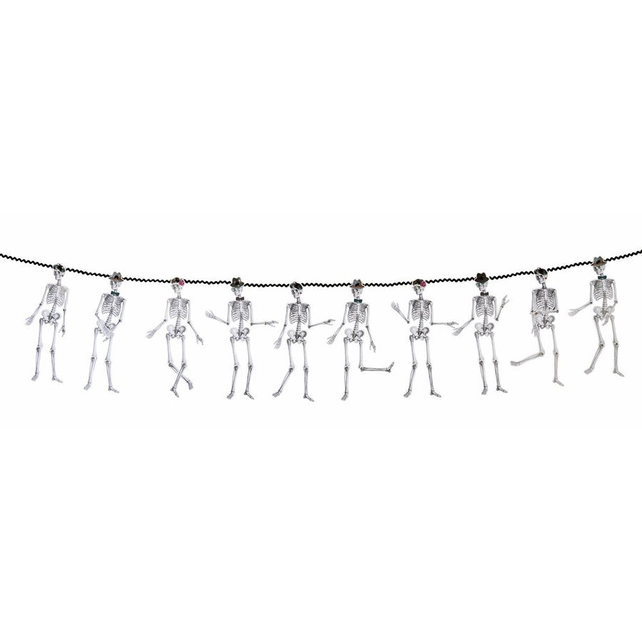 Skeleton Crew Paper Garland